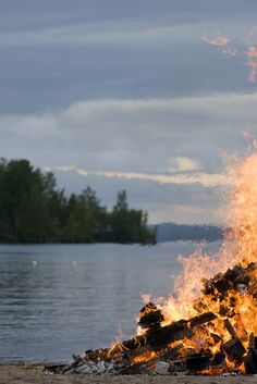 """Check out """"Juhannus (Midsummer)"""" in Finland"""