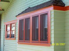 Craftsman window screens