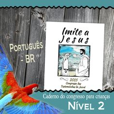 Children's Edition Notebook [Middling] - Digital PDF File Download - Portugese