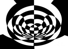 Optical Art Designs : 10 incredible ways to decorate your walls optical illusion