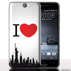 Coque A9 HTC ONE New York. #NewYork #NYC #A9 #HTC #Coque