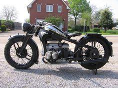 1938 Zündapp KS 600