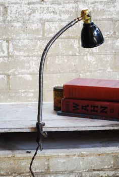 Very Cool 1950's Shop Smith Task Light by Californiarediscover