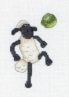 Shaun The Sheep Football
