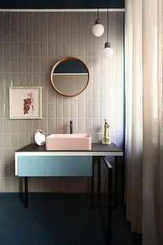 Bathrooms ideas beig