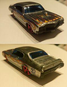 '70 Buick GSX