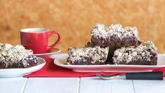 Chocolate louise cake - Life & Style - Stuff.co.nz