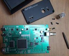 QS1R SDR Direct Conversion Receiver Board