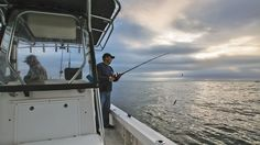 Ben Graham fishes for snapper off Grand Isle in March.