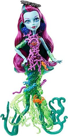 Monster High Great Scarrier Reef Down…