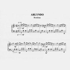 """""""Arlyndo"""" klavier"""