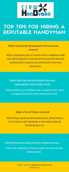 Top Tips For Hiring A Reputable Contractor Selecting the wrong can lead to Our g Professional Insurance, Ceiling Crown Molding, Drywall Repair, Wood Vinyl, Furniture Assembly, Tips, Modern, Trendy Tree, Counseling