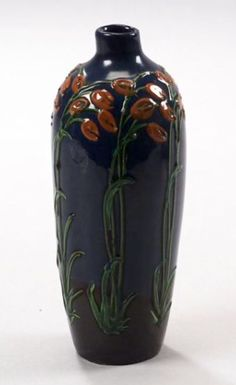 Max Laeuger pottery vase 1910