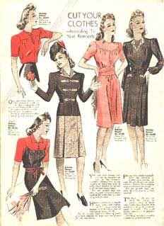 Va-Voom Vintage: Tutorials and sewing patterns! @Autumn Bradley