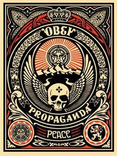 Propaganda Poster Wallpaper