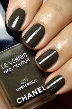 chanelmysterious39 by pajammy, via Flickr - Chanel - Mysterious - Fall 2013