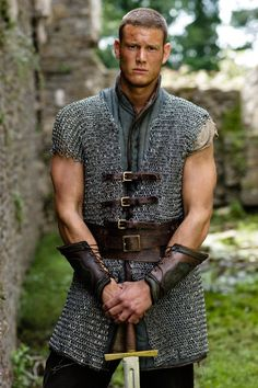 Tom Hopper ~ an English actor who has appeared in several television programmes and films including Merlin, Doctor Who, Casualty and Tormented. He's best known for playing Sir Percival in the BBC series Merlin