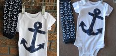 Adorable Anchor Set! at VeryJane.com