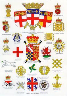 City of Bath Heraldic Society publications - heraldry cards