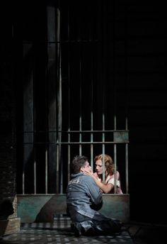 Laura Osnes & Jeremy Jordan in Bonnie & Clyde