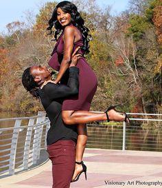 Black Love Couples, Cute Couples, Engagement Stories, Engagement Couple, Engagement Photos, My Black Is Beautiful, Beautiful Couple, Couple Noir, Shotting Photo