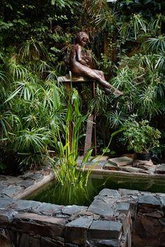 House Brudlow - Pond