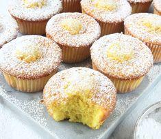 saffransmuffins Cupcake Recipes, Baking Recipes, Cookie Recipes, Cupcakes, Bakery Cakes, Food Cakes, Everyday Food, Healthy Baking, No Bake Cake