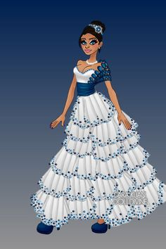 New Character by DuskyAsianRose ~ Modern Fashion Dress Up
