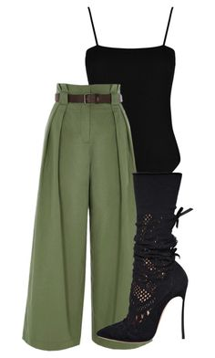 """""""Untitled #115"""" by sofiaosousa on Polyvore featuring Boohoo, River Island and Casadei"""