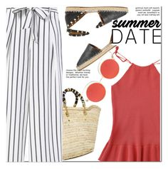 """""""Summer date"""" by fshionme ❤ liked on Polyvore featuring Valentino and Giselle"""