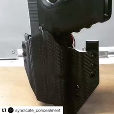 #Repost @syndicate_concealment with @repostapp ・・・ The Sentry in Carbon Fiber with Red interior! BEAST! * * #syndicateconcealment #jointhesyndicate #glock #glockteam #glock_team #glockporn #glockfeed #glockfanatics #glock17 #glock19 #glock22 #glock23 #glo