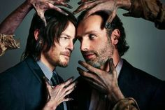 Norman Reedus & Andrew Lincoln! ♥♥♥
