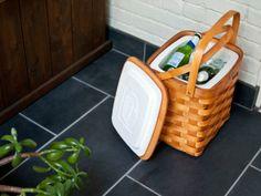 Tailgating Cooler Basket.