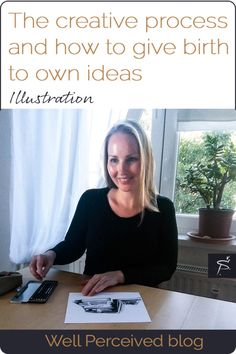 The Creative process and how to give birth to own ideas. Find how to work with your creativity and let your original ideas come to light. Beautiful Mind, New Opportunities, First They Came, Wow Products, Trust Yourself, Giving, Birth, Creative, Blog