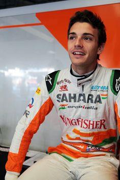 Jules Bianchi http://www.f1deals.com/