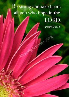 Scripture Art Photography Print Strength Hope Trust God Christian Home Decor 3 x 5