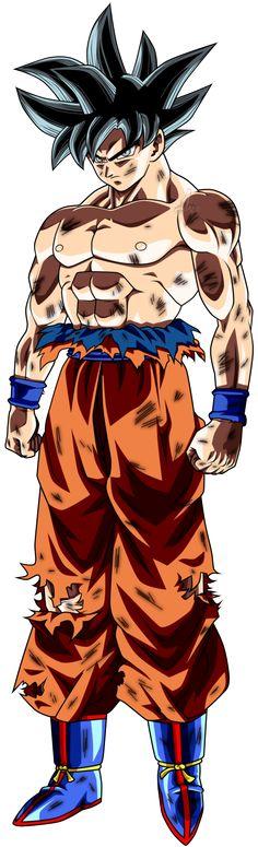 Son Goku Nueva Transformacion by jaredsongohan
