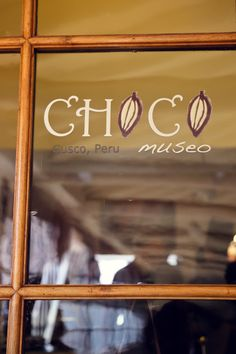 A chocolate museum in Cusco, Peru