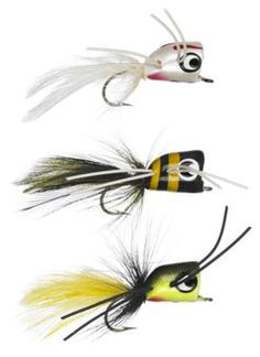 Smallmouth fly box cork poppers say no to foam fly for Bass pro shop fly fishing