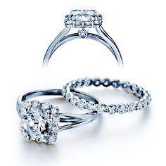 Classico Collection Diamond Ring from Verragio
