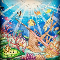 Eriy's -- Romantic Country - Under the sea... Romantic Country Second Tale.