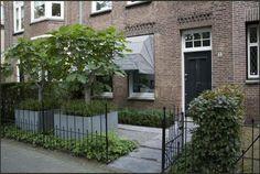 stunning - 2 large planters to front garden - puur, groen, sober, strak, landelijk voortuin, landelijk
