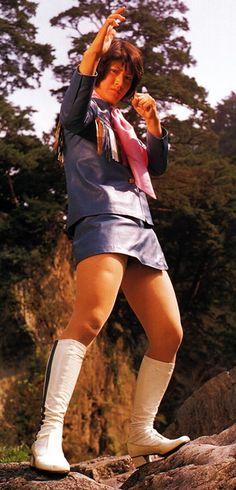 志穂美 悦子さん『マリ』