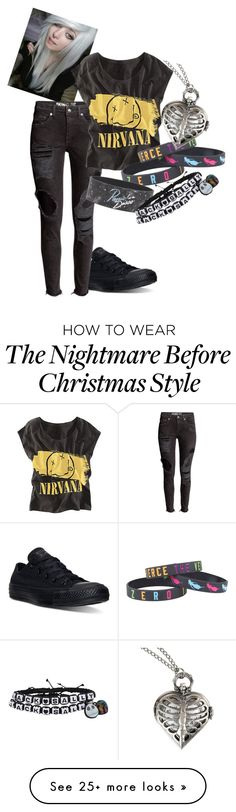 """""""Untitled #1"""" by adrian-x on Polyvore featuring Converse"""