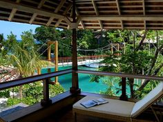 Jamaica's GoldenEye Resort, Bay and Ocean Views