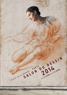 Michel Batory - Salon du dessin 2014