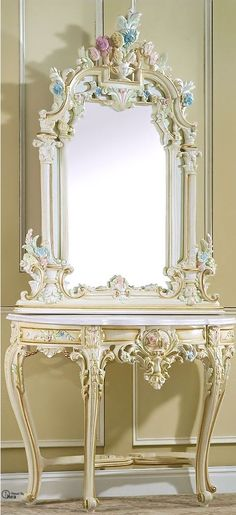 A person who is in love with the past will always like the Victorian style furniture. Victorian style furniture encompasses many different styles Shabby Chic Mode, Vintage Shabby Chic, Shabby Chic Style, Shabby Chic Decor, Victorian Style Furniture, Shabby Chic Furniture, Antique Furniture, Muebles Shabby Chic, Home Decoracion