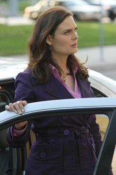 "Brennan (Emily Deschanel) in the ""The Past In The Present"" episode of BONES."