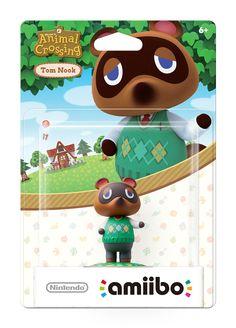 Tom Nook amiibo (Animal Crossing Series)