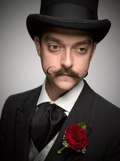 Amazing Facial Hair Designs from the 2014 World Beard and Moustache Championships - My Modern Met